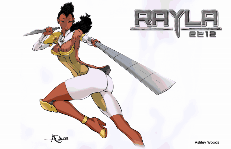 Rayla poster - Ashley Woods (action) (1)